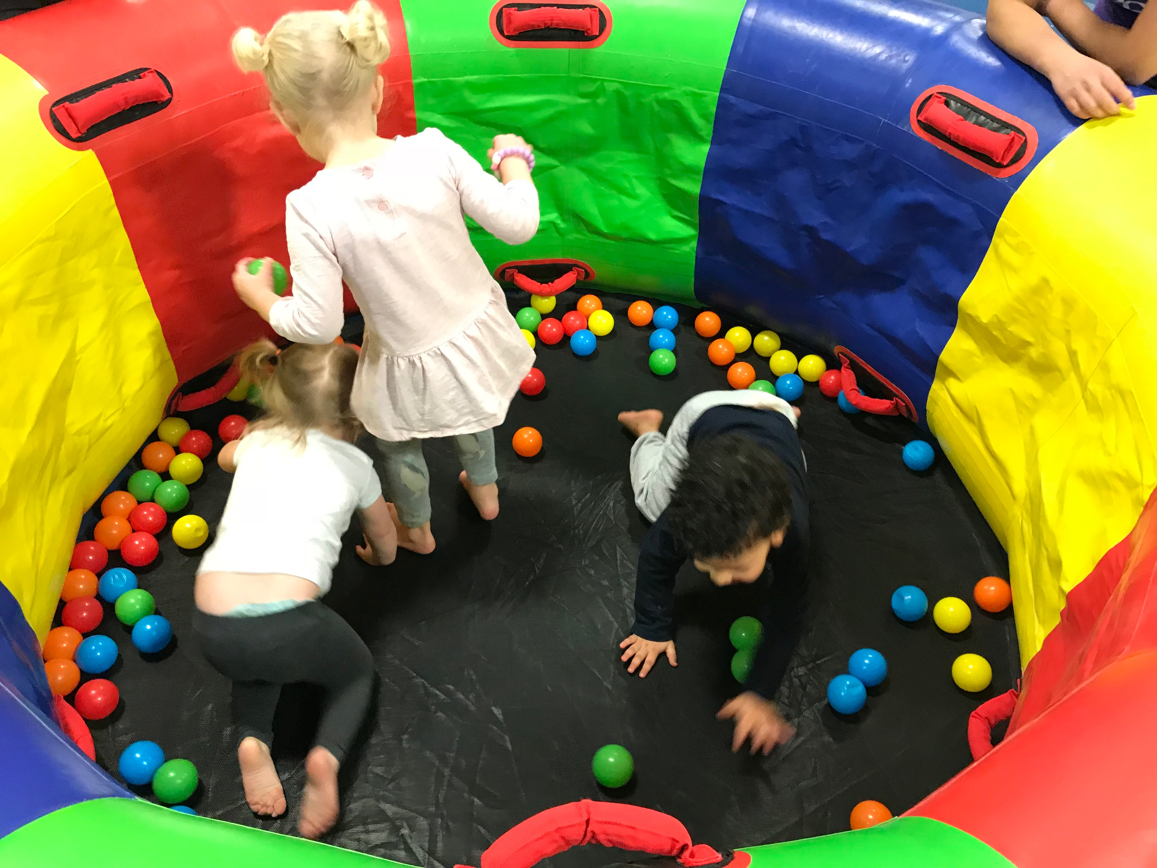 Ottawa's Best Baby and Toddler Drop-In Playgroups